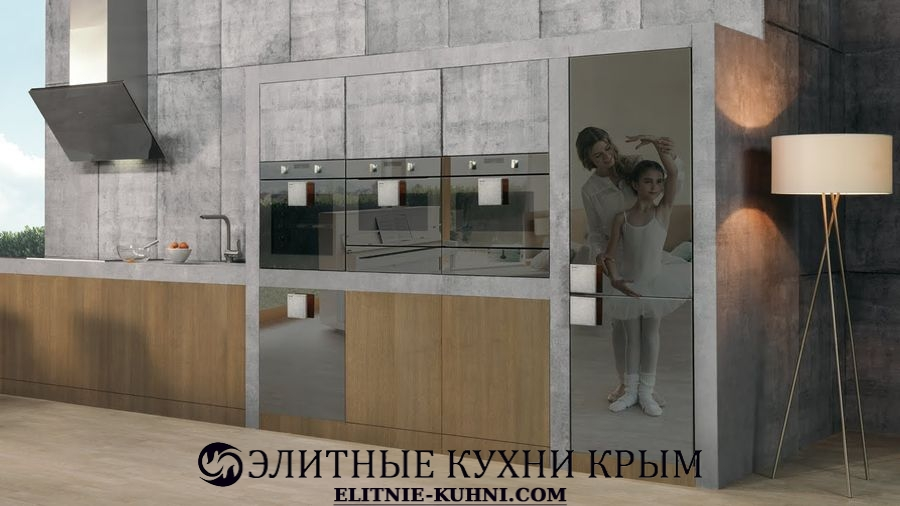 Кухни с техники Gorenje by Starck